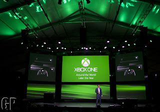 xbox one reveal event photo 2 Xbox One Reveal Event Photos
