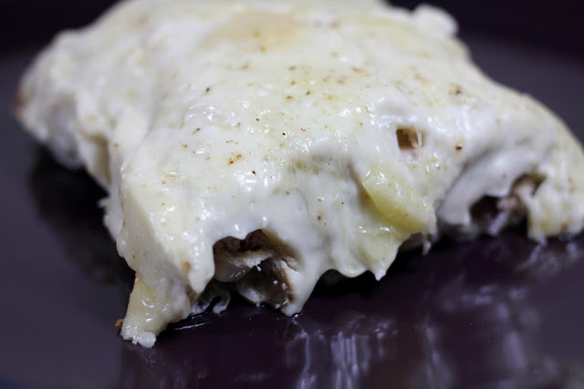 Cannelloni di atún y ricotta - El Dulce mundo de Nerea