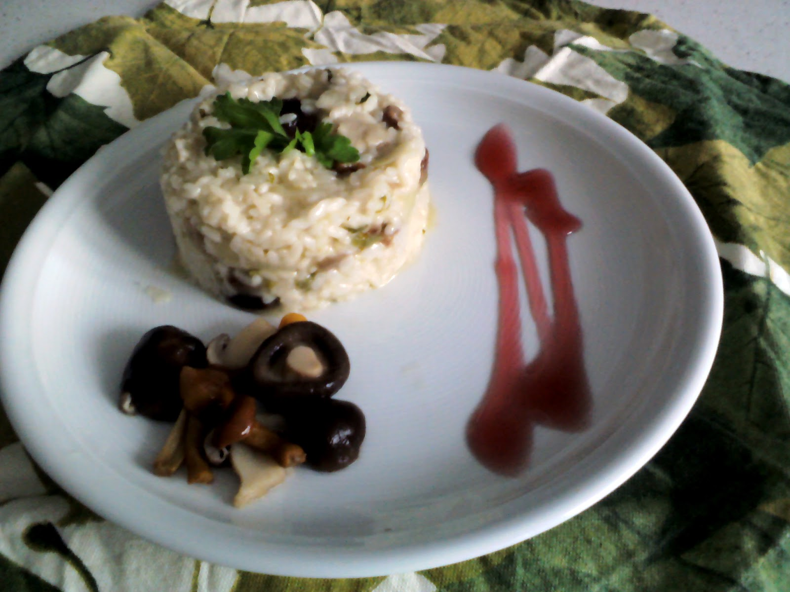hongos arroz: