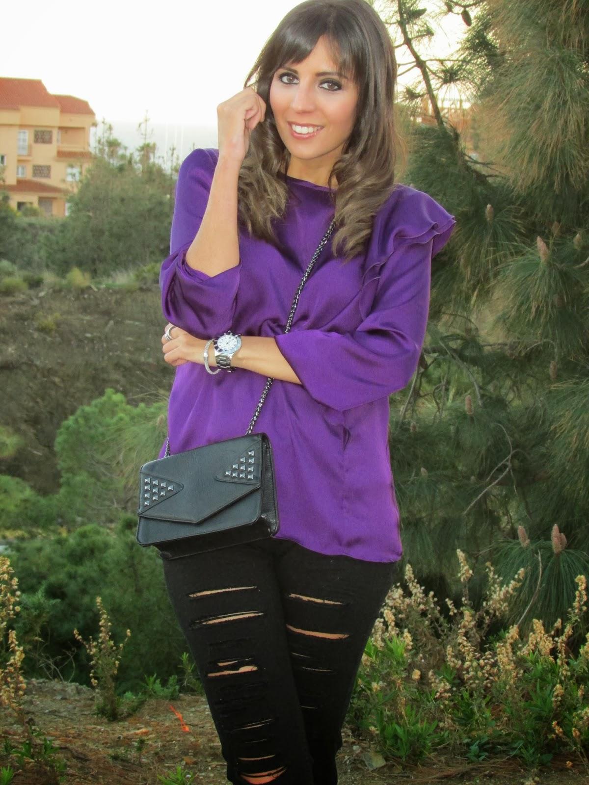 street style fashion blogger cristina style blog moda tendencias ootd outfit look teen vogue malaga malagueña