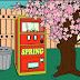 Vending Machine Under the Cherry Tree Escape