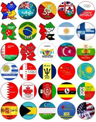 Negara yang berpartisipasi