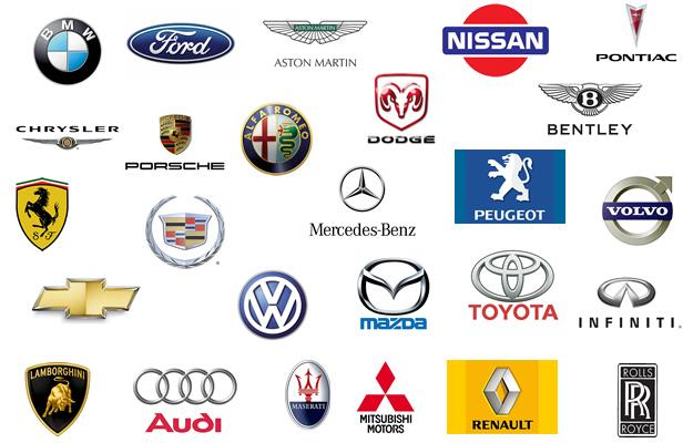 Marcas de coches logo quiz - Imagui