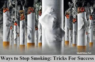 Ways to Stop Smoking: Tricks For Success
