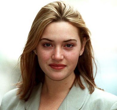 Rare Young Kate Winslet photo
