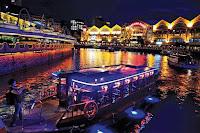 tempat wisata di singapore, wisata romantis di singapore, tempat wisata romantis di singapore, wisata singapura, wisata bulan madu di singapura, sungai singapura,