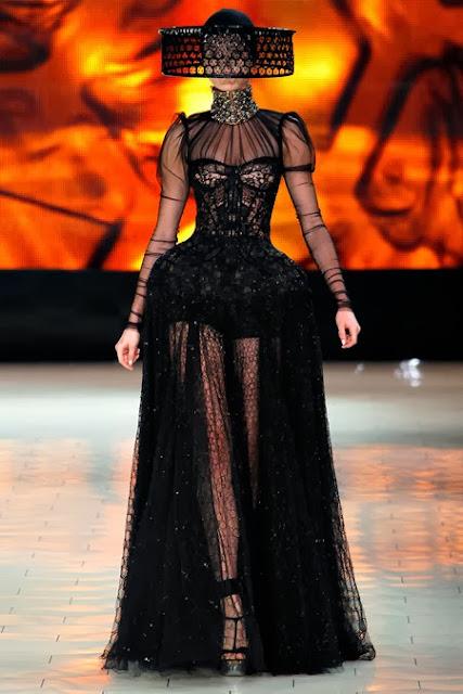 Fetish Fashion : Alexander McQueen S/S 2013