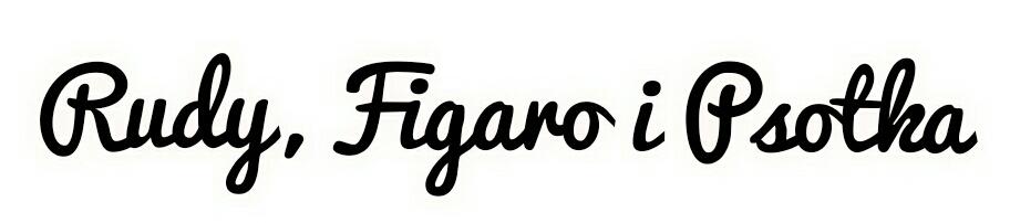 Rudy, Figaro i Psotka