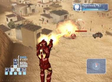 Free Download Games Iron Man 3 Full Version For PC