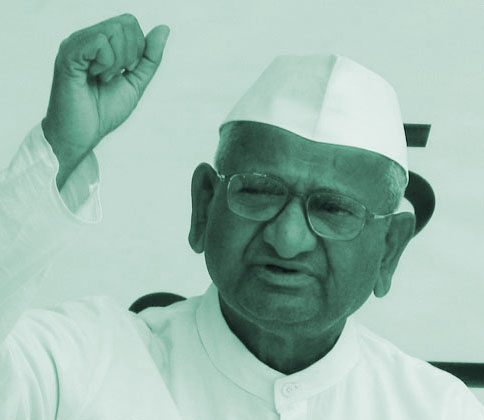 E=mc^2: Why Anna Hazare will fail!