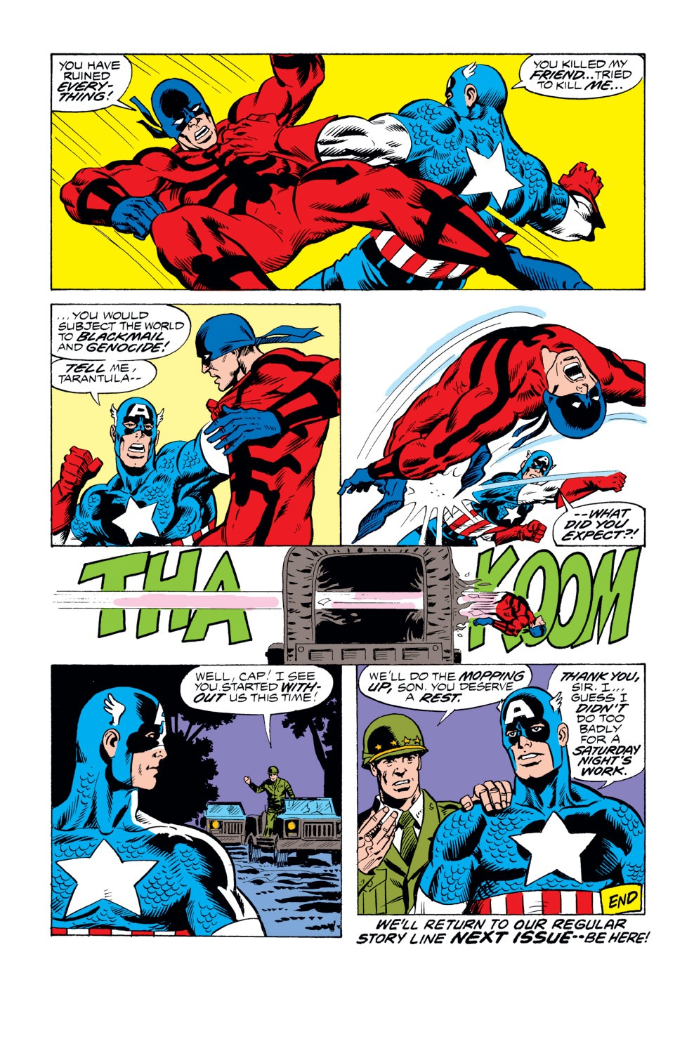 Captain America (1968) Issue #224 #138 - English 18