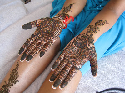 the power of moslem - Arabic mehndi designs 4