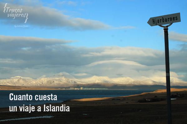 presupuesto para un viaje a islandia