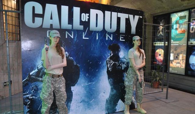скачать игру Call Of Duty Online через торрент - фото 5