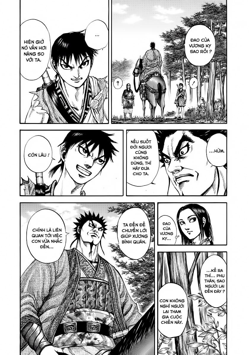 Kingdom – Vương Giả Thiên Hạ (Tổng Hợp) chap 199 page 5 - IZTruyenTranh.com