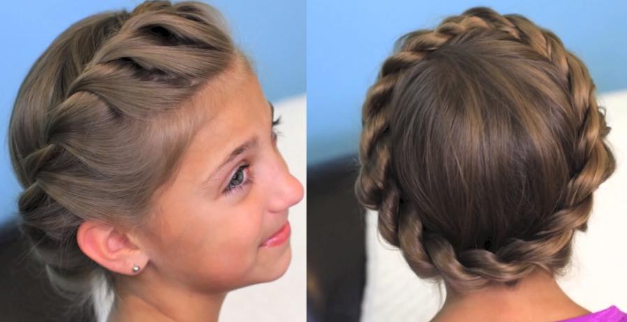 Peinados Para Noche Pelo Corto - Peinado para fiestas recogido fácil para pelo corto YouTube