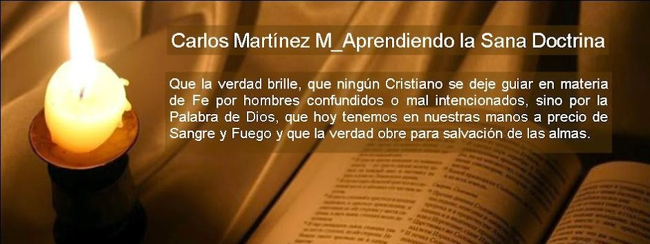 Carlos Martínez M_Aprendiendo la Sana Doctrina