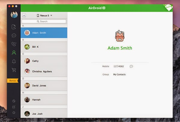 AirDroid 3 brings new Windows and Mac clients, AirMirror feature and more