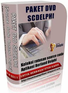 1. Source Code Delphi. Isi DVD Pemograman Delphi. Lokal.
