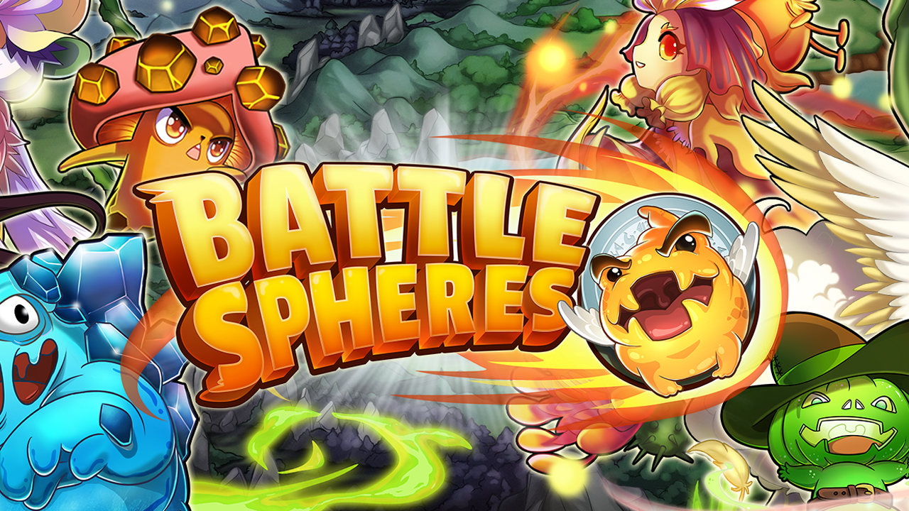 Battle Spheres Gameplay IOS / Android