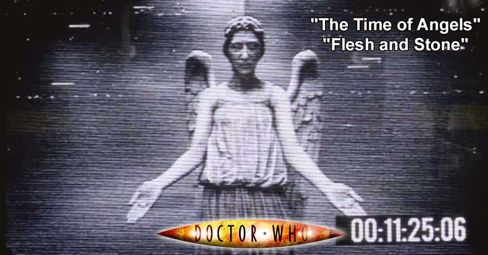 Doctor Who 206: The Time of Angels