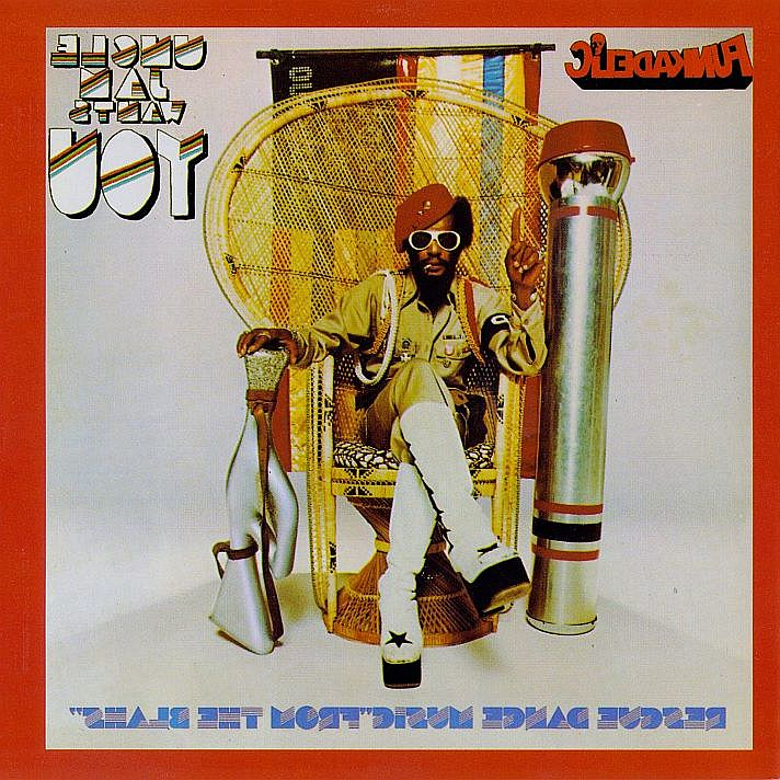Funkadelic Not Just Knee Deep