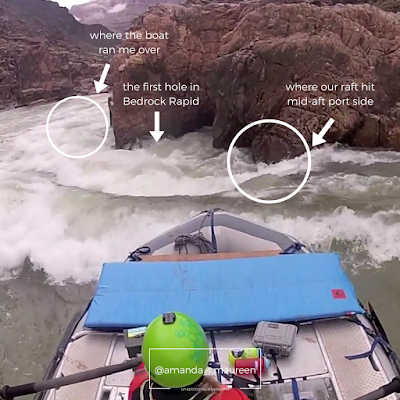 Grand Canyon, Travel, Adventure, White Water, Rafting, Bedrock Rapid