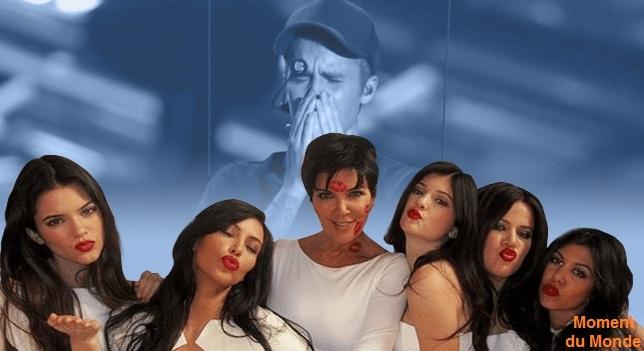 Le nom de Justin Bieber, a été interdit dans la maison de la famille Kardashian le jour de Noël !