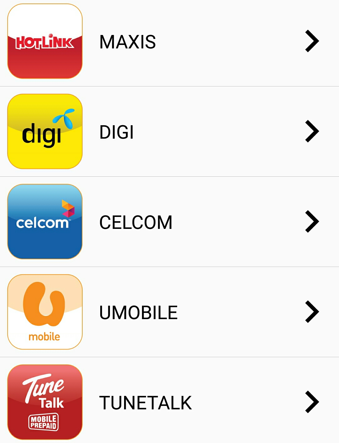 Buy Prepaid Top Up or Pay Local Bills Here :