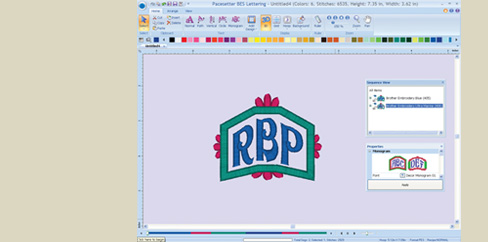 embroidery software bes embroidery lettering software