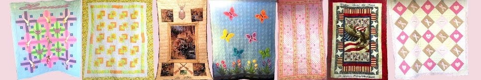 Quilts I've Made