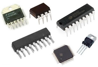 Jenis-jenis IC (Integrated Circuit)