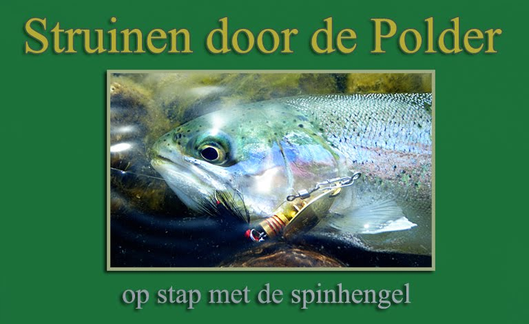 Struinen door de polder
