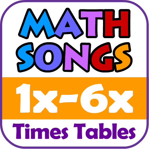 Appabled math s song times tables 1x 6x hd for Table 6 song