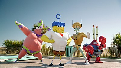 The Spongebob Movie: Sponge Out Of Water - Official Teaser Trailer - Song / Music