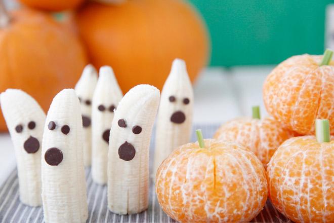 Comidas para Halloween