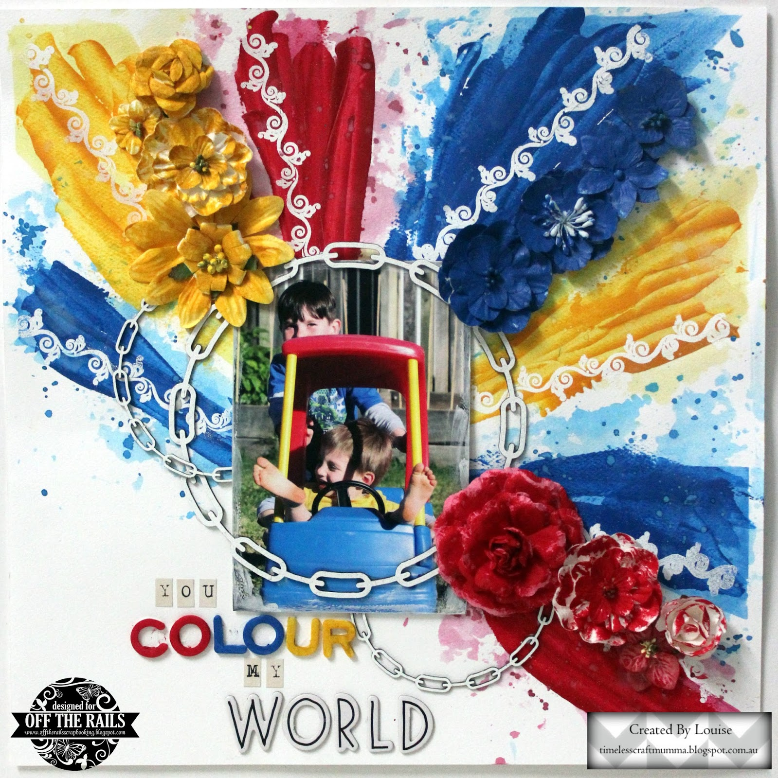 color my world video