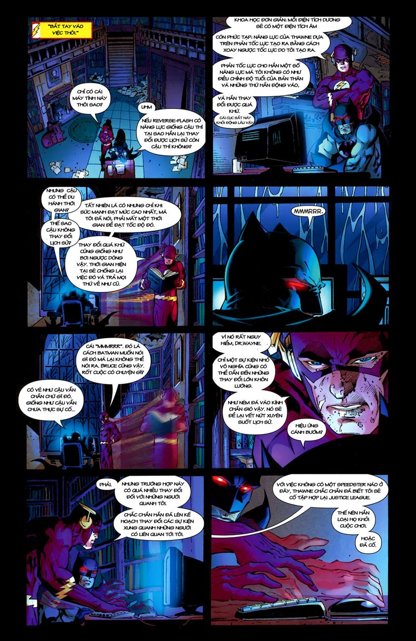 FlashPoint chap 3 - Trang 17