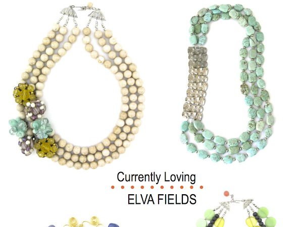 Currently Loving: Elva Fields