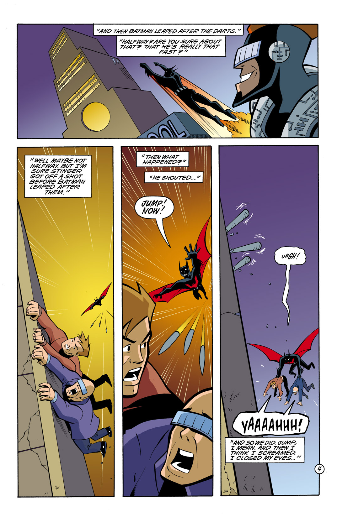 Batman Beyond [II] Issue #7 #7 - English 5