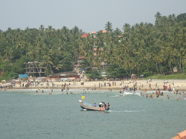 Beach tour of Kovalam kerala