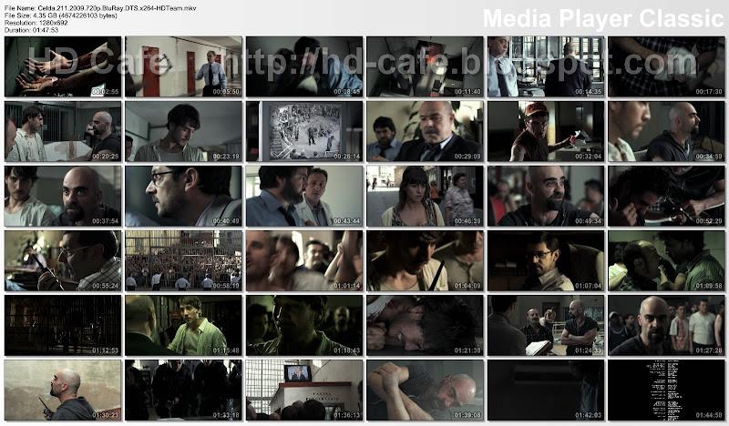 Celda 211 2009 video thumbnails