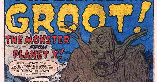 Atomic kommie comics reading room tales to astonish i challenged atomic kommie comics reading room tales to astonish i challenged groot the monster from planet x fandeluxe Gallery