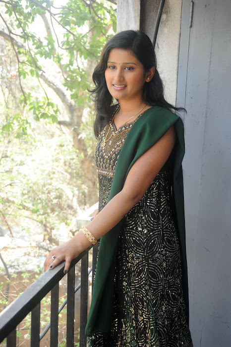 bharathi cute stills
