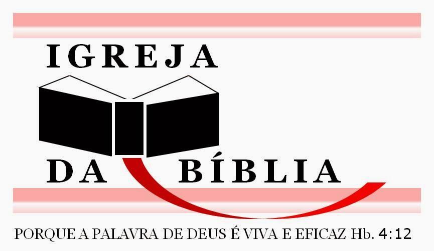 IGREJA DA BÍBLIA