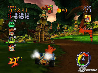 crash team racing, ctr