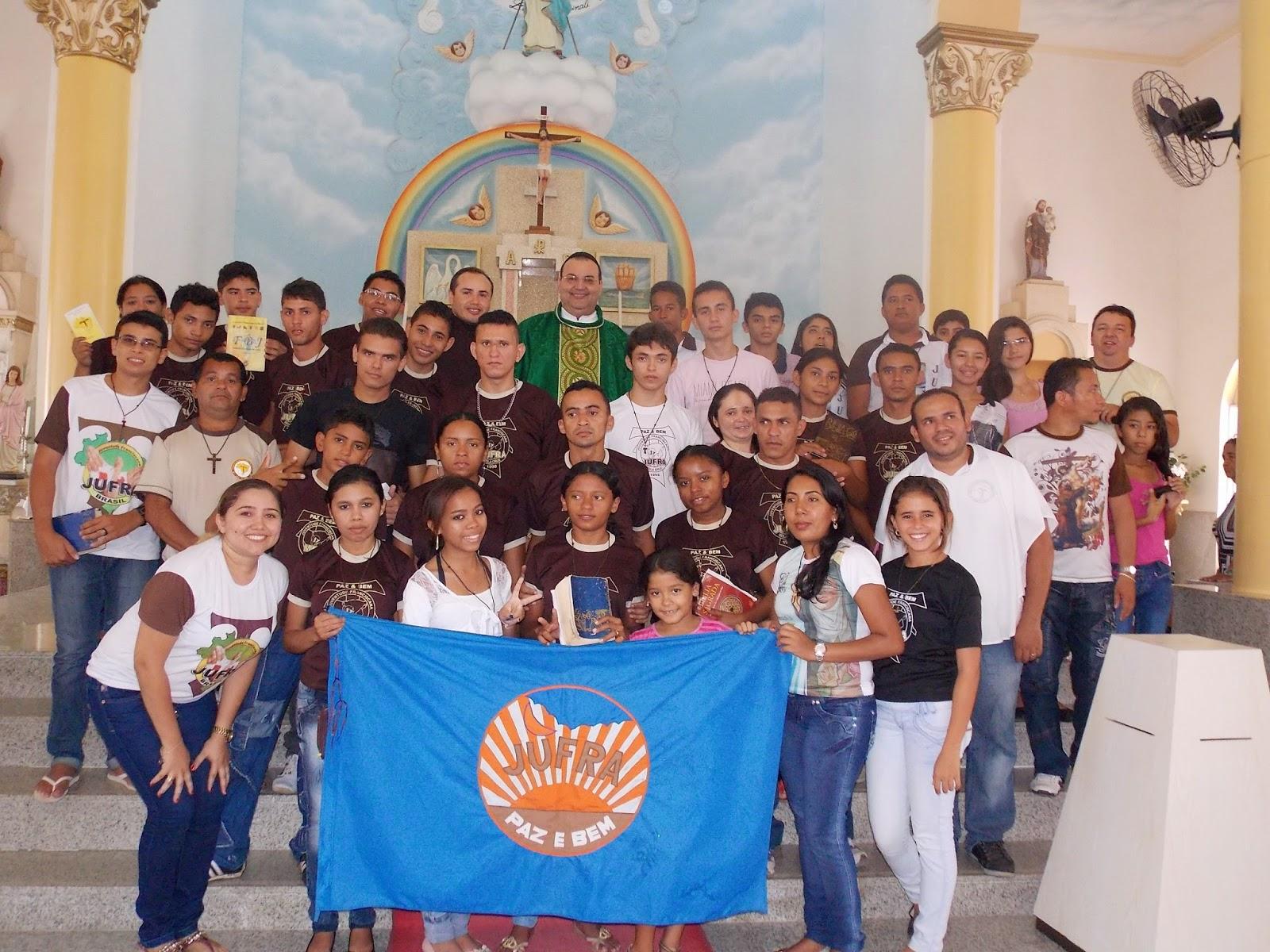 Encontro Inicial de Formação Base da JUFRA no Distrito Acaraú