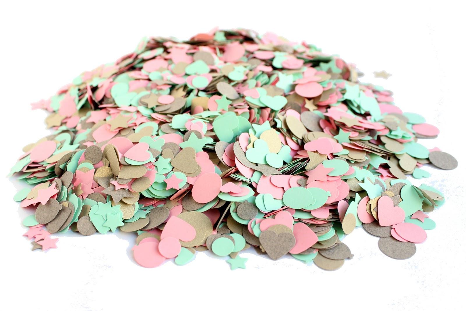 cmo hacer de boda originales con confeti