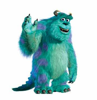 personajes Monstruos sa sulley