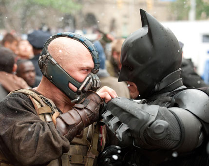 'Dark Knight Rises' Resolves Trilogy in Admirable Form